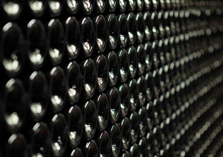 Les chais - The cellars
